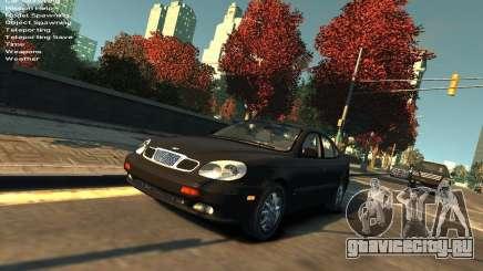 Daewoo Leganza CDX для GTA 4