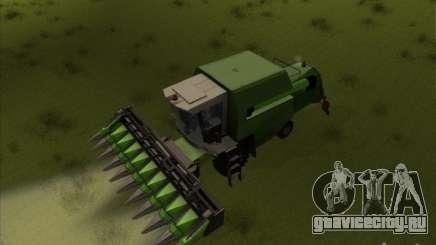 Deutz Harvester для GTA San Andreas