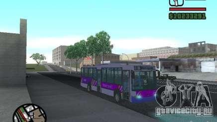 Marcopolo Viale III для GTA San Andreas