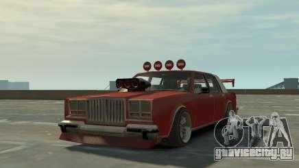Greenwood Tuned из San Andreas для GTA 4