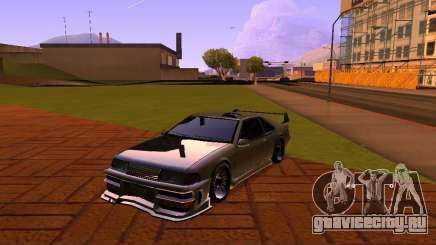 New Racing Style Fortune для GTA San Andreas