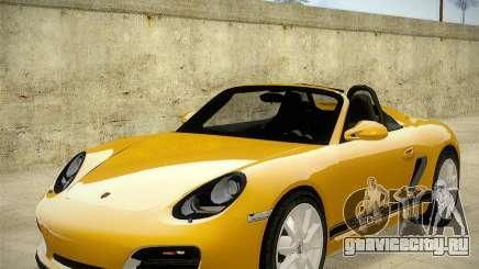 Porsche Boxter Spyder для GTA San Andreas