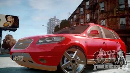 Hyundai Santa Fe для GTA 4