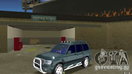 Toyota Land Cruiser 100 для GTA Vice City
