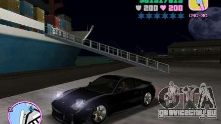 Porsche 911 Twin Turbo для GTA Vice City