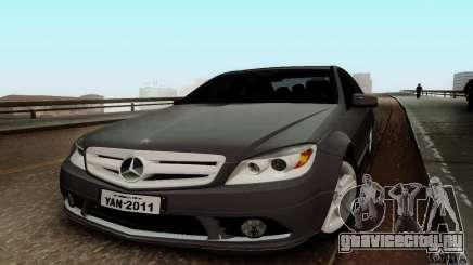Mercedes-Benz C180 для GTA San Andreas