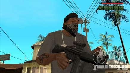MP5 AGOG для GTA San Andreas