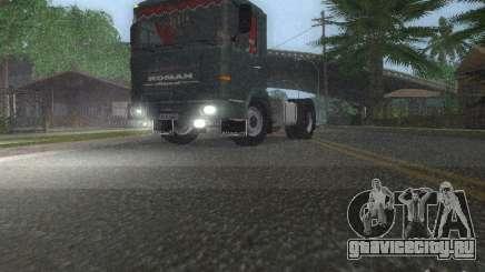 Roman R 10215 FS для GTA San Andreas