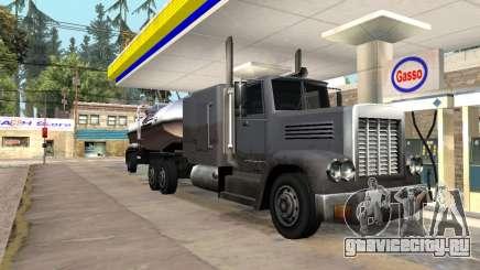 Packer Truck для GTA San Andreas