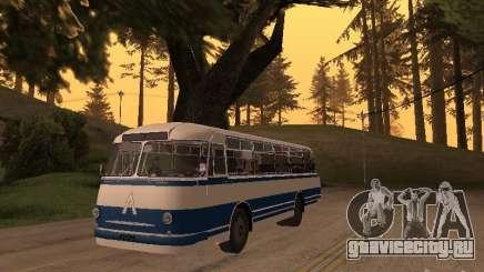 ЛАЗ 695М для GTA San Andreas