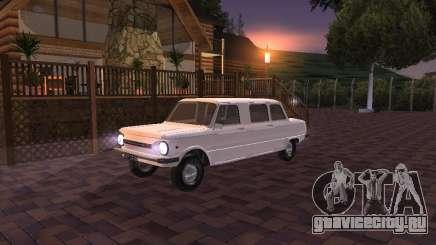 ЗАЗ 968М Лимузин для GTA San Andreas
