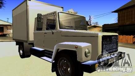 ГАЗ 3309 Егерь для GTA San Andreas