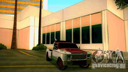 Towtruck tuned для GTA San Andreas