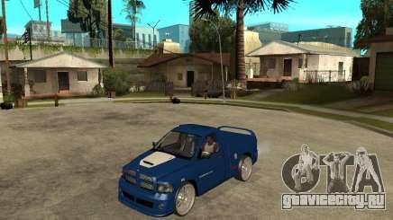 Dodge RAM SRT-10 для GTA San Andreas