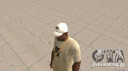 Кепка nfsu2 white для GTA San Andreas