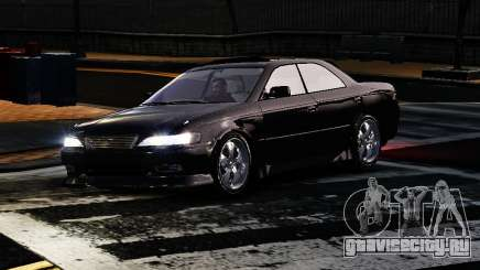 Toyota MARK II 1990 для GTA 4