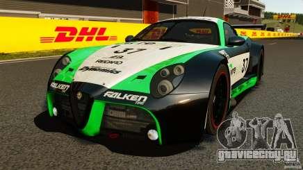 Alfa Romeo 8C Competizione Body Kit 2 для GTA 4