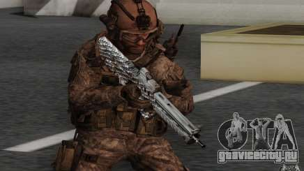 Tavor Tar-21 Carbon для GTA San Andreas