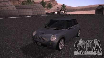 Mini Cooper S для GTA San Andreas