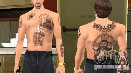 Блатные наколки для GTA San Andreas