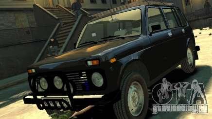Ваз 2131 Нива для GTA 4