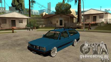 VW Parati GLS 1989 JHAcker edition для GTA San Andreas