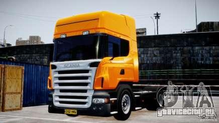 Scania R500 для GTA 4