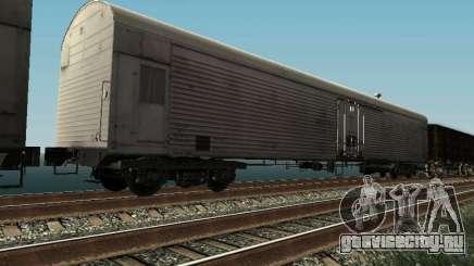 Рефрежираторный вагон Дессау №3 для GTA San Andreas