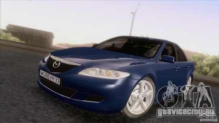 Mazda 6 2006 для GTA San Andreas