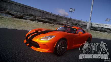 Dodge Viper GTS 2013 v1.0 для GTA 4