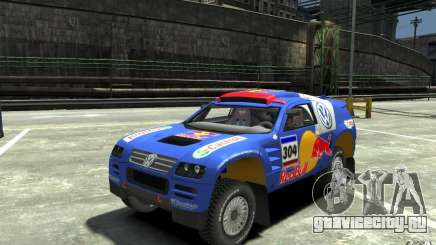 Volkswagen Touareg Rally для GTA 4