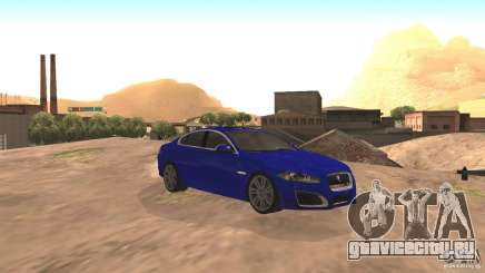 Jaguar XFR 2012 V1.0 для GTA San Andreas