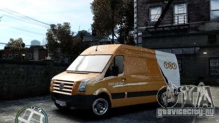 Volkswagen Crafter TNT для GTA 4