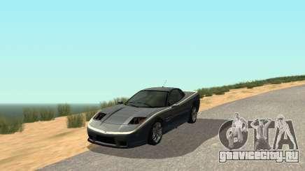 Сoquette из GTA 4 для GTA San Andreas