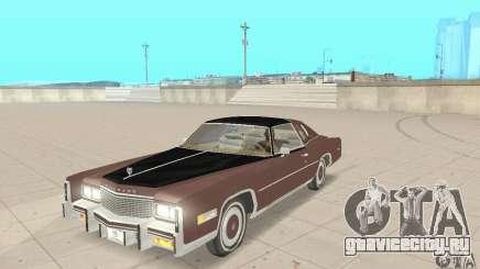 Cadillac Eldorado Biarritz 1978 для GTA San Andreas