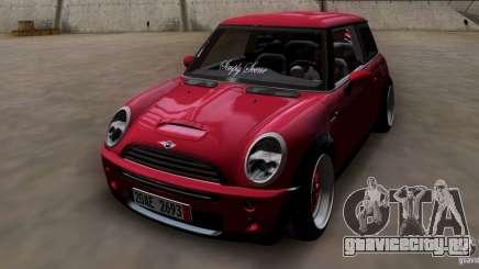 Mini Cooper S Euro для GTA San Andreas