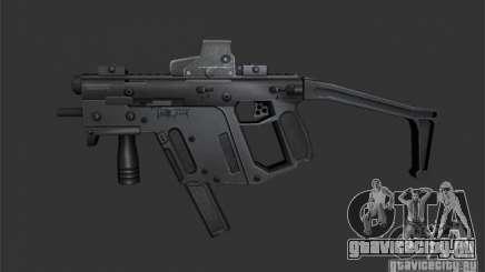 [Point Blank] KRISS SUPER V [Black] для GTA San Andreas