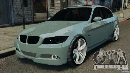 BMW 330i E92 для GTA 4