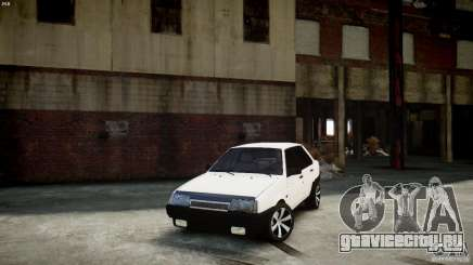 ВАЗ 21099 Light Tuning для GTA 4