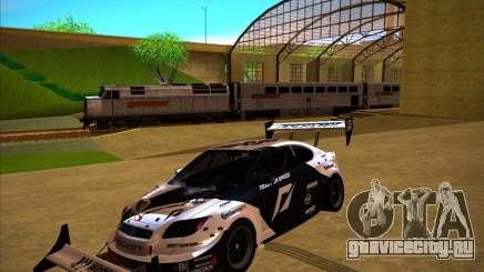 Scion tC чёрный для GTA San Andreas