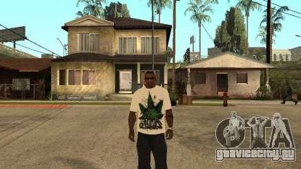 Майка Свобода для GTA San Andreas
