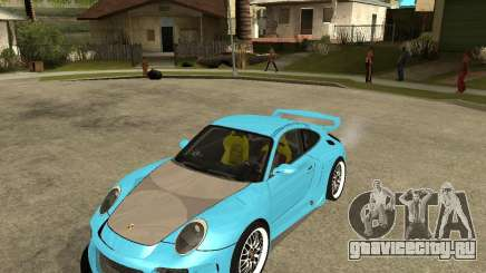 Porsche 911 Turbo Grip Tuning для GTA San Andreas