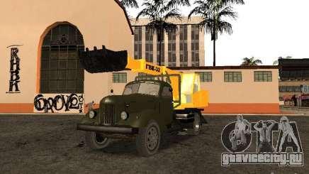 Зил 157 ГВК-32 для GTA San Andreas