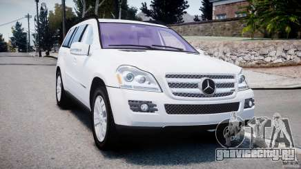 Mercedes-Benz GL450 для GTA 4