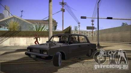 Tofas 124 Serçe для GTA San Andreas