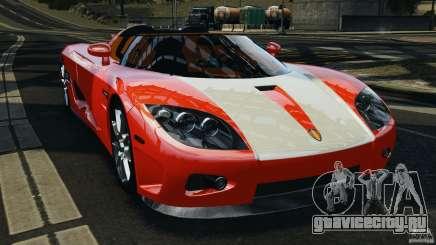 Koenigsegg CCX 2006 v1.0 [EPM][RIV] для GTA 4