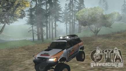 Tornalo 2209SX 4x4 для GTA San Andreas