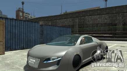 Audi RSQ Concept для GTA 4