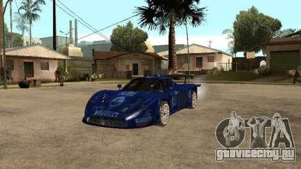 Maserati MC 12 GTrace для GTA San Andreas