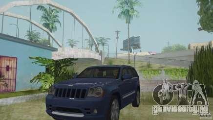 Jeep Grand Cherokee SRT8 2009 для GTA San Andreas